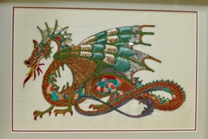 Dragon for the website