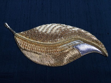 Goldwork 'Leaf' Challenge – Winners