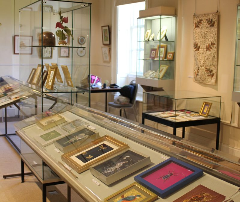 The Goldwork Guild Exhibition August 20 – September 8 2019