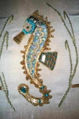 Seahorse by Trudy McLaughton